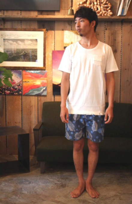 新柄オリジナルパターンのトランクス『Cotton Twill Original Pattern Trunks』MAGIC NUMBER 14HS最新ITEM