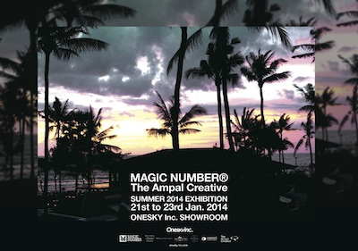 MAGIC NUMBER / The Ampal Creative SUMMER 2014 EXHIBITION
