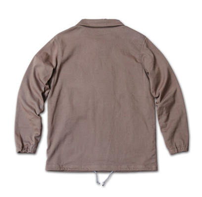 2nd【セカンド】3月号14SS掲載 MAGIC NUMBER 14SS最新ITEM Cotton Stretch Twill Coach Jacket