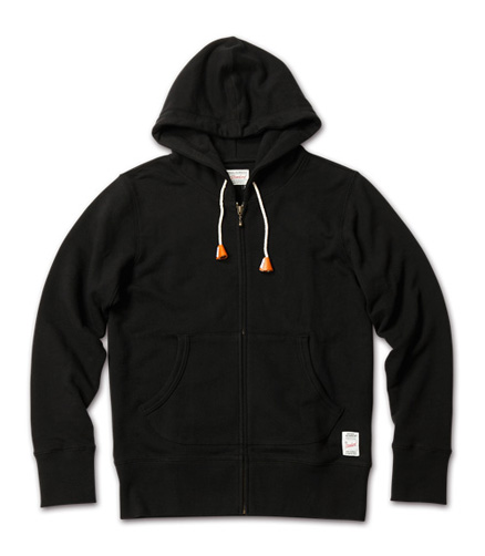 MAGIC NUMBER AW最新ITEM MN Chain Stitch Sweat Zip-up Hoodie