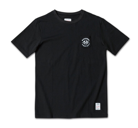 新たなデザインロゴのタイニーポケT『Circle Logo Print Tiny Pocket Tee』MAGIC NUMBER 14SS最新ITEM_Black