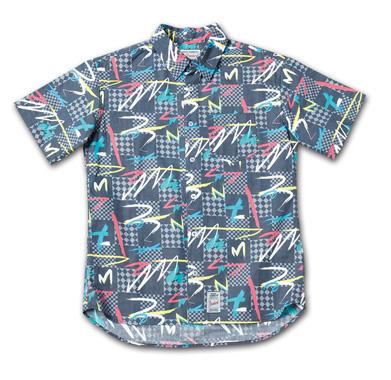 オリジナルパターンのショートスリーブシャツ『 Cotton Twill Original Pattern Shirts S/S』--2014/5/10発売『Blue.』6月号 掲載商品 #6_80s