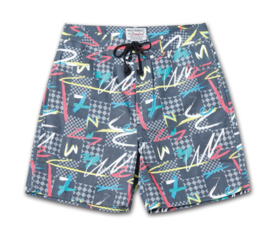 新柄オリジナルパターンのトランクス『Cotton Twill Original Pattern Trunks』MAGIC NUMBER 14HS最新ITEM_80s