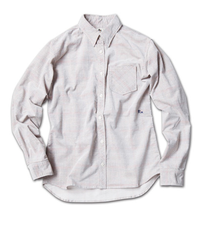 こだわりの日本製ボタンダウンシャツ『Strech Corduroy BD Shirt』MAGIC NUMBER 14SS最新ITEM_Check