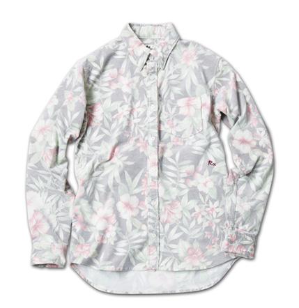 こだわりの日本製ボタンダウンシャツ『Strech Corduroy BD Shirt』MAGIC NUMBER 14SS最新ITEM_Flower