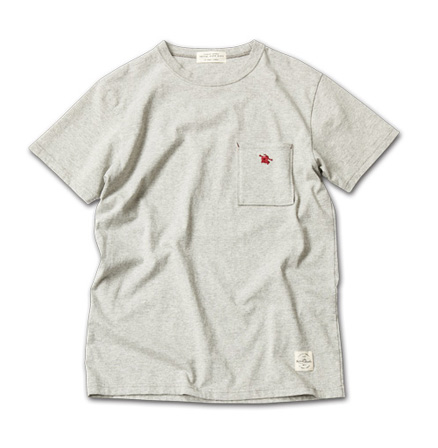 MAGIC NUMBER AW最新ITEM US Cotton Skateborading Gremlin Pocket Tee