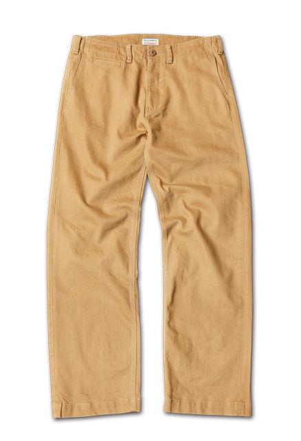 MAGIC NUMBER AW最新ITEM Chino Pants